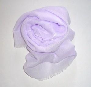 ジョギング用ストール~薄紫